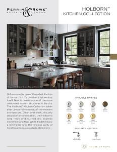 Perrin & Rowe Holborn Kitchen 2021